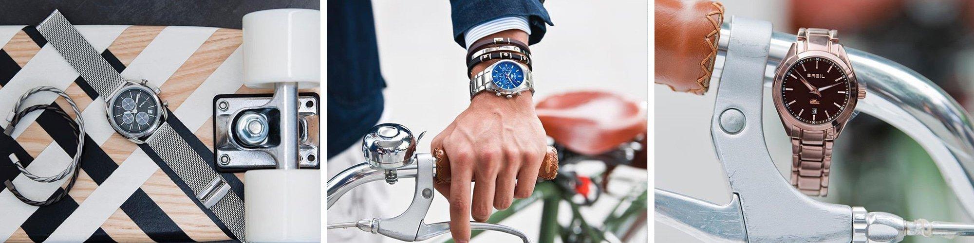 Breil Milano horloges