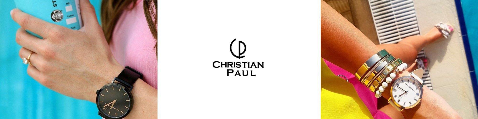 Christian Paul horloges