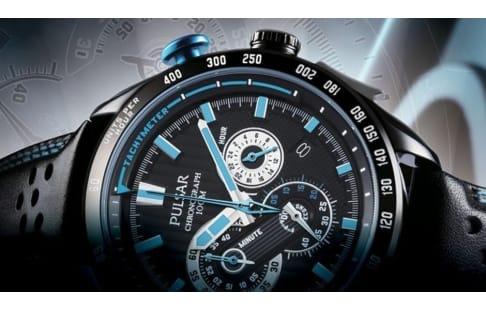 Chronograaf horloges